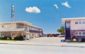 Mosswood Motel, 683 West MacArthur Blvd., Oakland, California